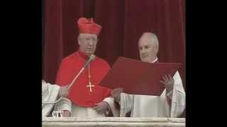 Repeat youtube video 19 Aprile 2005 - Elezione di Papa Benedetto XVI