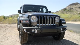 2018 Jeep Wrangler JL review (LIKES &DISLIKES)