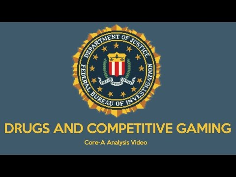 Drugs and Competitive Gaming
