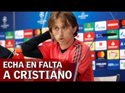 """Modric: """"Buscar un recambio para Cristiano es casi imposible"""""""