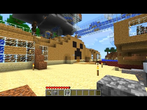 Etho Plays Minecraft - Episode 375: Chocolate Island