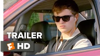 Baby Driver Trailer #1  2017    Movieclips Trailers