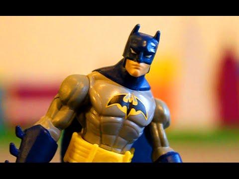 Лего Бэтмен 2 мультфильм на русском Часть 1 - НОВЫЙ ГОТЭМ. Новые мультики 2017