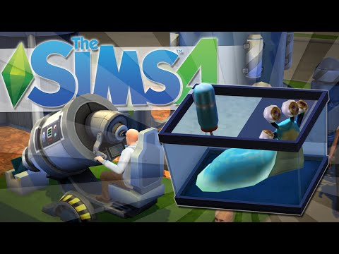 PET ALIEN SLUG!! | The Sims 4 Gameplay #24