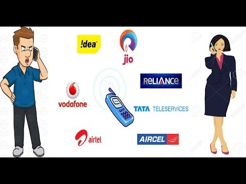 Top 10 mobile networks in INDIA | 2017 |  jio rank ???