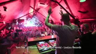 LouLou Records showcase w./ Kolombo, LouLou Players, Fran Bortolossi / Warung Beach Club, Brazil