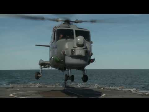 Philippine Navy 2016 - Officially Acquire Two AgustaWestland AW159 Wildcat