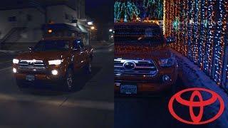 Toyota (Santa's Sleigh) Commercial 2018-2019 (4K)