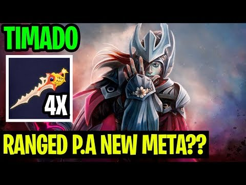 RANGED P.A NEW META 100% SAFE WITH 4 DIVINES - Timado -  Dota 2 thumbnail