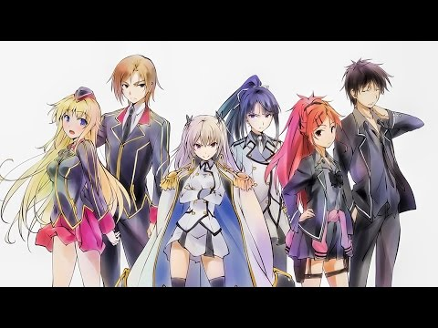 Qualidea Code Opening Full『LiSA - Brave Freak Out』