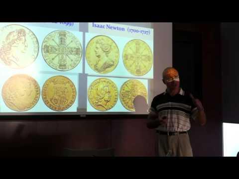 Isaac Newton, Master of the Royal Mint
