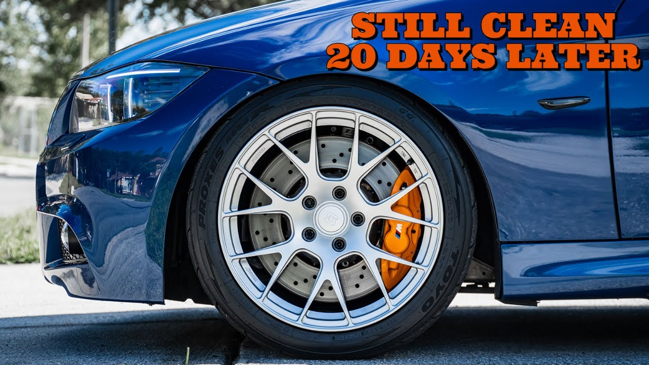 How To Keep Your Wheels Clean Forever