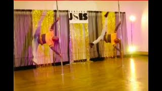 N.E.R.D & Rihanna - Lemon [Pole Dance Choreography Vertical Joe's]