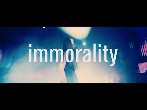 阿部真央「 immorality(Arranged by 岡崎体育)」Music Video【Official】