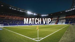 LYON / MONACO EN VIP (football)