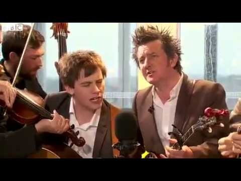 Southern Tenant Folk Union Live on BBC One - The Andrew Marr Show