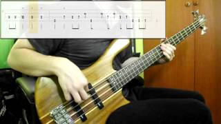 Red Hot Chili Peppers - Otherside (Bass Only) (Play Along Tabs In Video)
