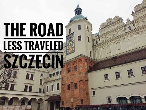 The Road Less Traveled : Szczecin (Stettin) Travel Vlog
