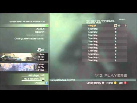 call of duty matchmaking issues