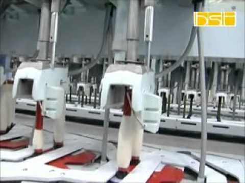 Bst Textile Group- Factory Video