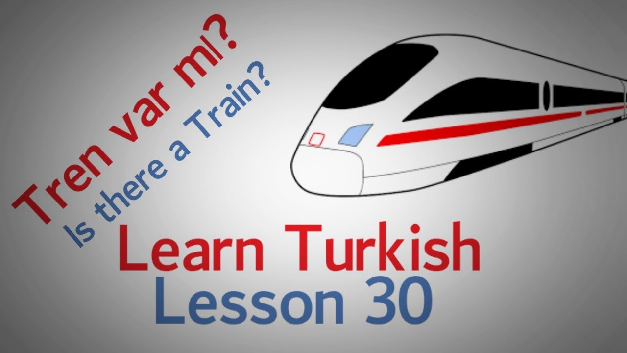 Learn Turkish Lesson 30 - Direction Phrases (Part 2)