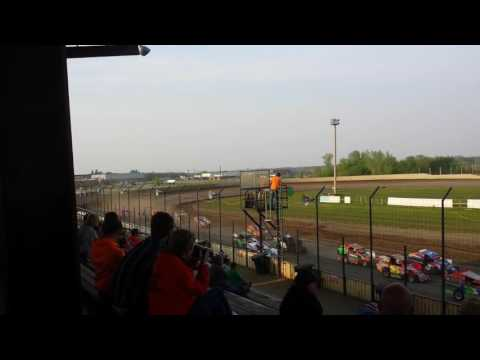 Xcel 600 Mods (Grandstands) - Dodge County Speedway - 5/8/2016