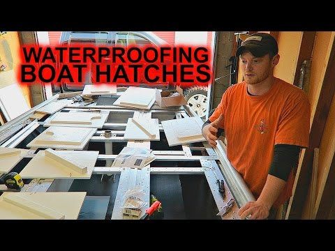 Waterproofing Boat Hatches: Jon Boat to Bass Boat