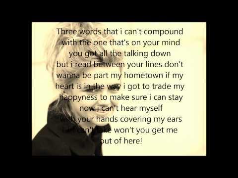 Ida i can be lyrics