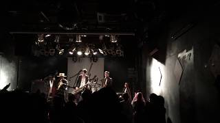 LIVE at CAVE-BE in Hiroshima on 11, May 2017.