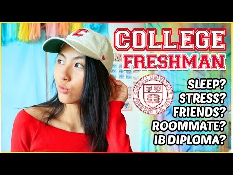 you'll REGRET not applying to this college... | Katie Tracy (Cornell Freshman Year Q&A)