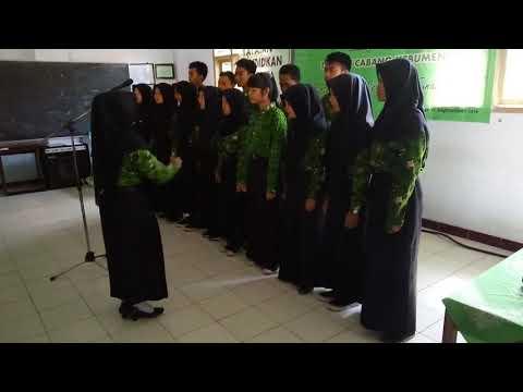 Kelas Musik #1 - Mars Tamtama SATB SMK Tamtama Karanganyar