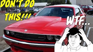 Video Why Challenger Owners HATE Owning a Challenger download MP3, 3GP, MP4, WEBM, AVI, FLV Agustus 2017