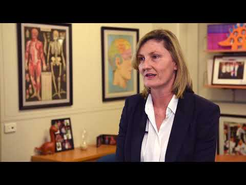 Kate Drummond, Head of Neurosurgery