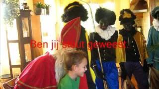 Henk deel II.  Piet en Sint halen stemmen binnen.