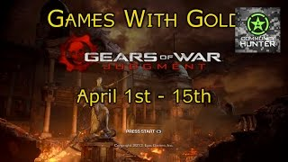 Gears Of War: Judgement   Games With Gold