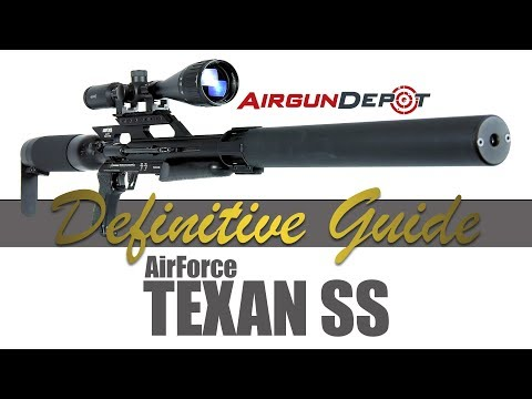 Definitive Guide - AirForce Texan SS