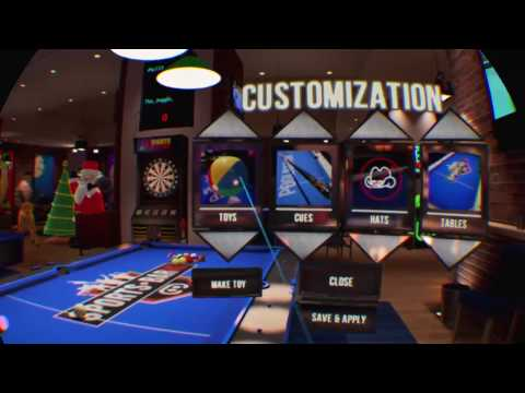 PSVR SportsBar Party