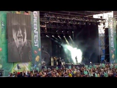 Muse - Live in St.Petersburg 21.06.2015 (21:45 мск) GreenFest, Full concert (стадион Петровский)
