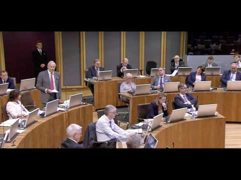Neil Hamilton AM - EU (Withdrawal) Bill Debate