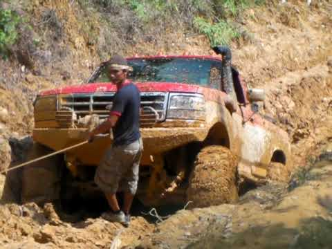 Club 4x4 Panama Hill Winch CaloveborA