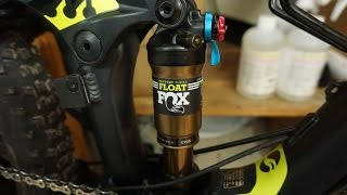 2016 Fox Float DPS Shock Review
