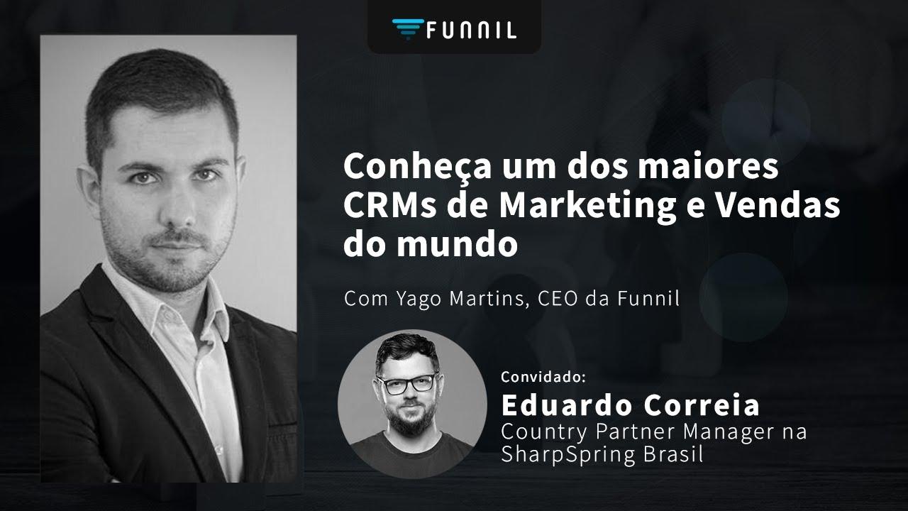 Conheça um dos maiores CRMs do mundo para automação de Marketing e Vendas, eleito top 1 no Brasil