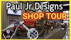 Paul Jr Designs Tour - New York - Day Trip - Paul Teutul Junior