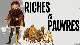 RICHES VS PAUVRES - Les Loisirs au Moyen-Âge - Nota Bene #25