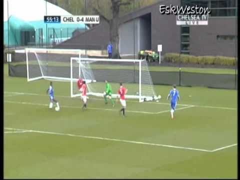 Chelsea Reserves v Manchester United Reserves (H) 11/12