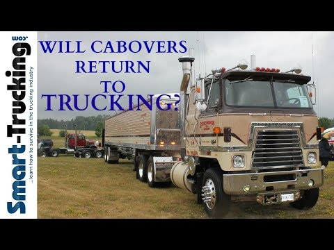 Will Cabovers Return to the Trucking Industry?