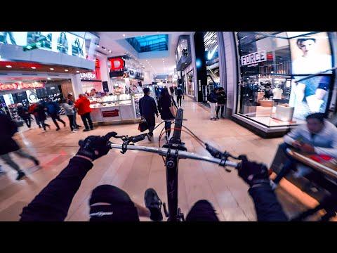 [MTB 4k] Urban Downhill in Stockholm,Sweden | Making Mountainbike Memories #11