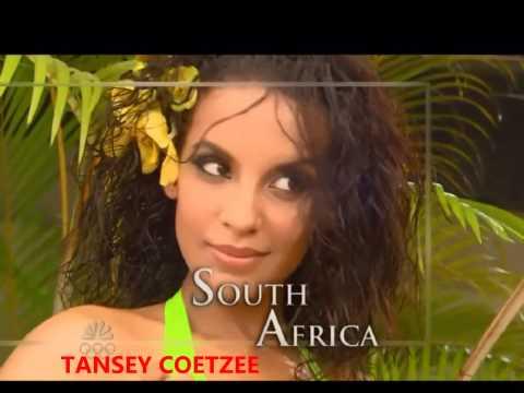 Beautiful mixed race Southern African women