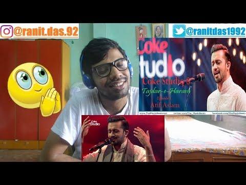 Atif Aslam-Tajdar-e-Haram Coke Studio Season 8 Reaction & Thoughts