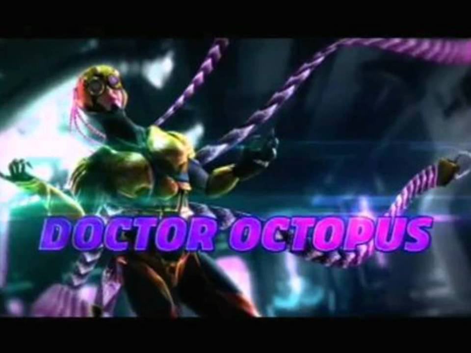 Spider-Man: Shattered Dimensions: [Doctor Octopus - Femme ...